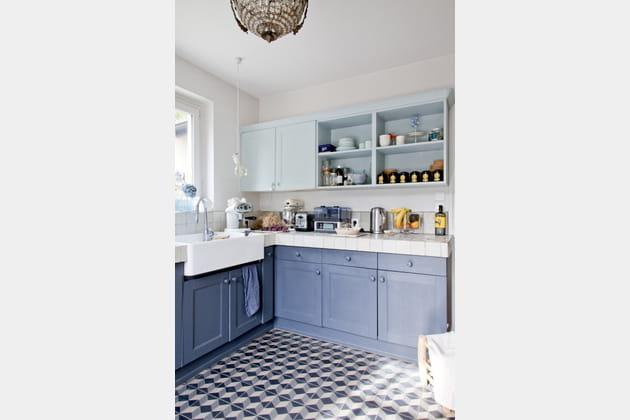 (Re)peindre les meuble de cuisine