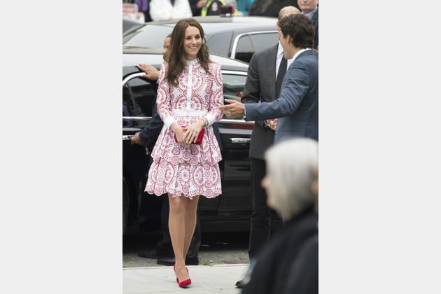 Kate Middleton le 25septembre 2016