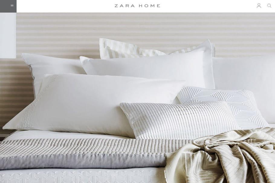 Des courses déco tendance chez Zara Home