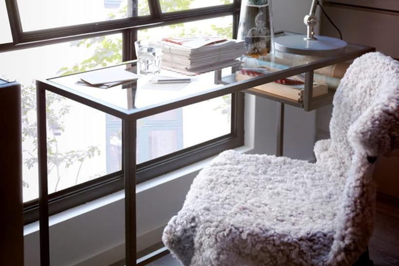 Bureau et petit espace : sélection