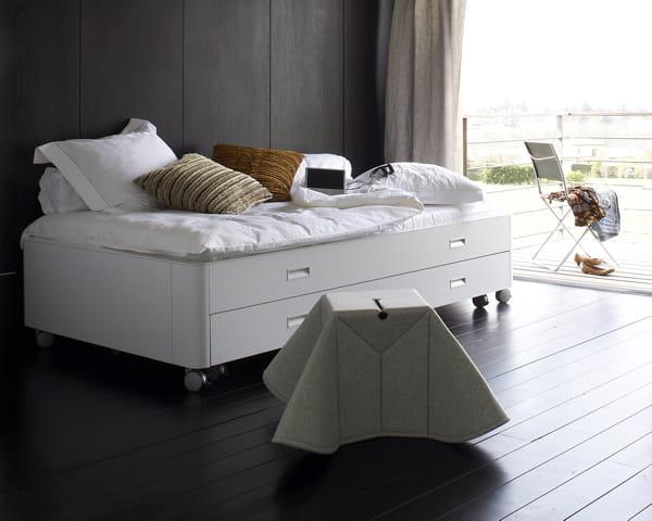 10 lits gain de place. Black Bedroom Furniture Sets. Home Design Ideas