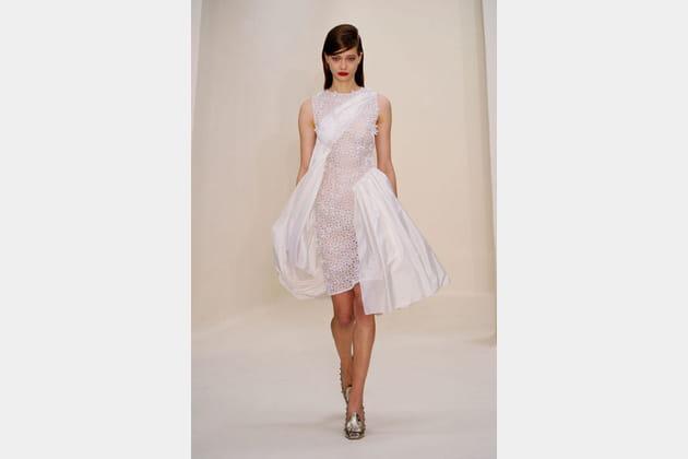Défilé Christian Dior haute couture
