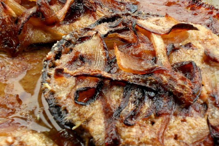 Portobellos au four (plat principal végétarien)