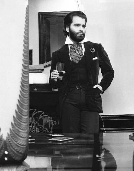 Karl dandy barbu