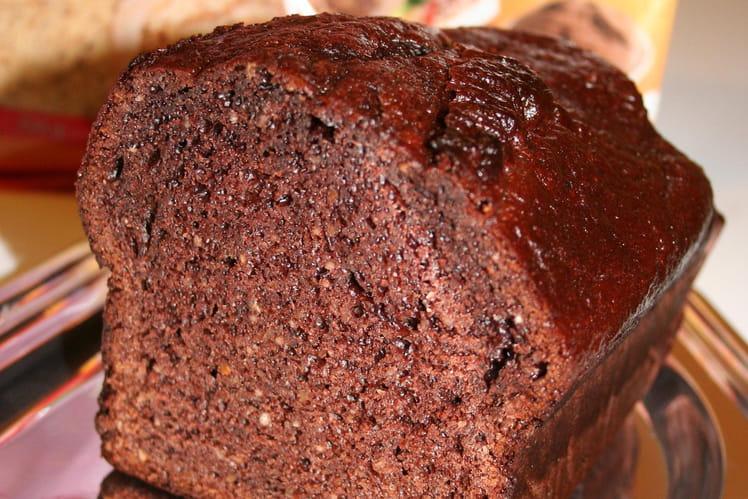 Cake choco-noisettes