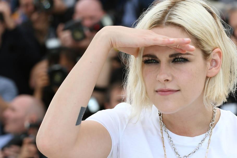 Festival de Cannes 2016 : Kristen Stewart, égérie grunge en haut des marches