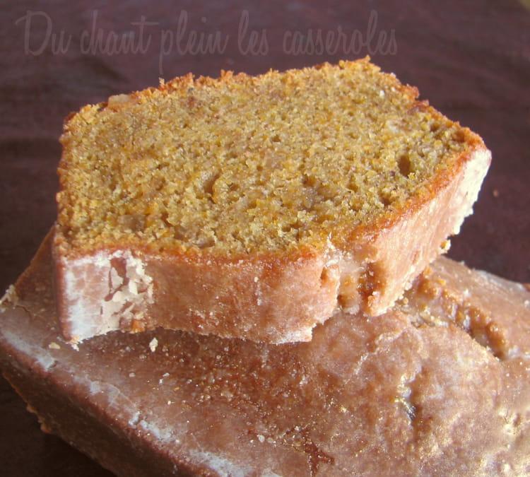 Cake Fondant Au Citron Avec Glacage