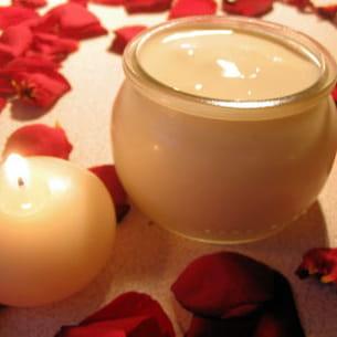 yaourt parfumé au thé
