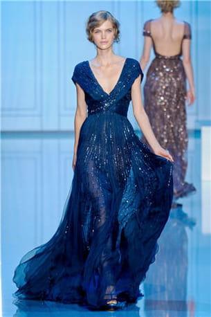 elie saab, défilé haute couture automne-hiver 2011-2012