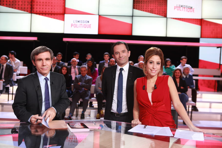 """Ce qu'il faut voir ce soir à la télé: """"L'émission politique"""" et """"Alexandra Lamy, chouchou des Français"""""""
