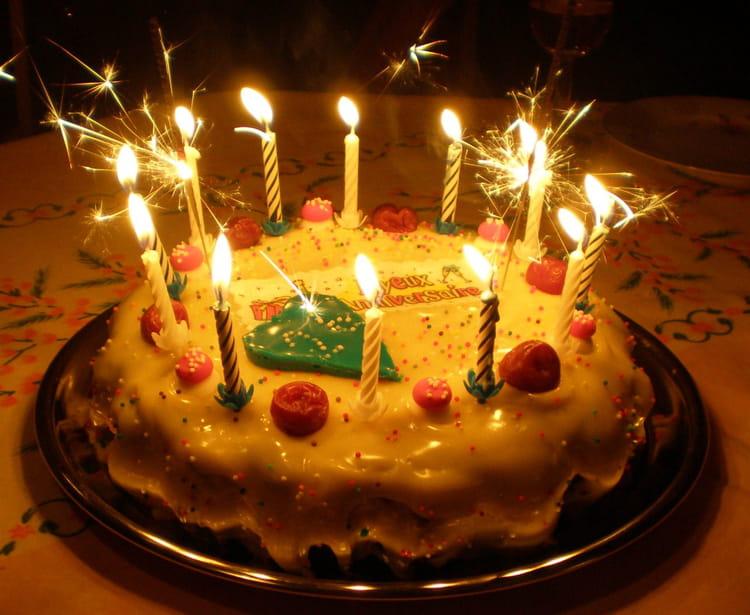 recette de gâteau d'anniversaire : la recette facile