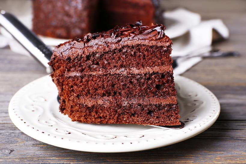 60recettes de desserts au chocolat