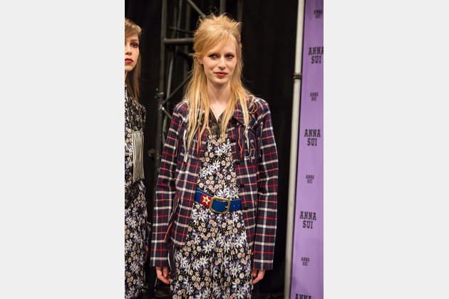 Anna Sui (Backstage) - photo 19