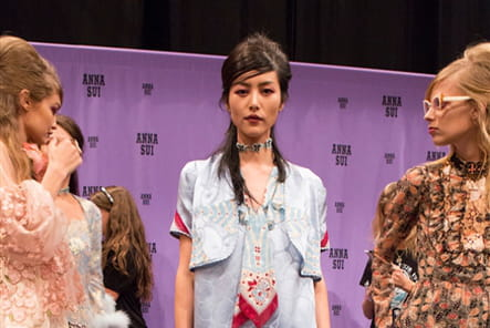 Anna Sui (Backstage) - photo 42