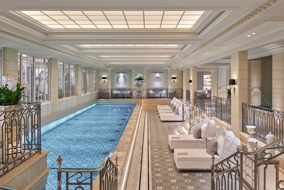 Coup de cœur pour le nouveau Spa du Four Seasons Hôtel George V
