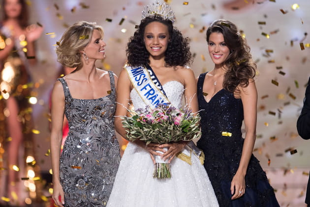 Miss Guyane, aux anges