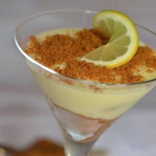 crème très citron & spéculoos