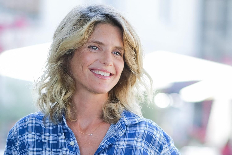 Alice Taglioni s'assume sans maquillage à La Baule