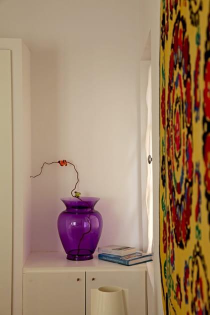 Un vase de designer