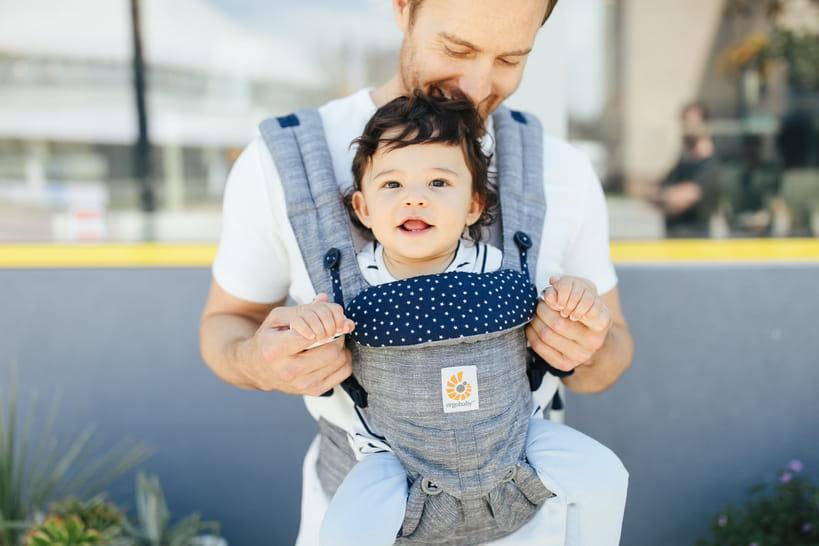 Portez votre bébé avec style !