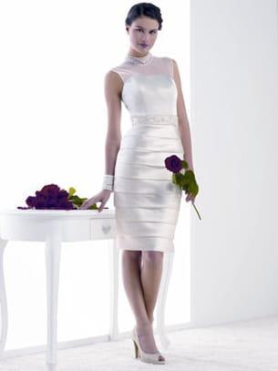 robe de mariée mademoiselle de cloe de pronuptia