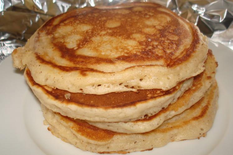 Pancakes familiaux