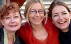 kate, anne et ben : les créatrices du blog les dédées