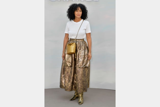 Tracee Ellis Ross chez Chanel