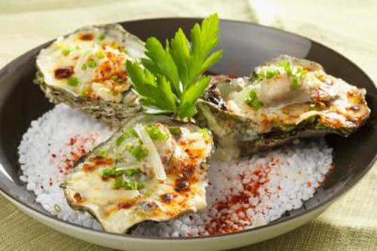 40recettes aux huîtres pour les fêtes
