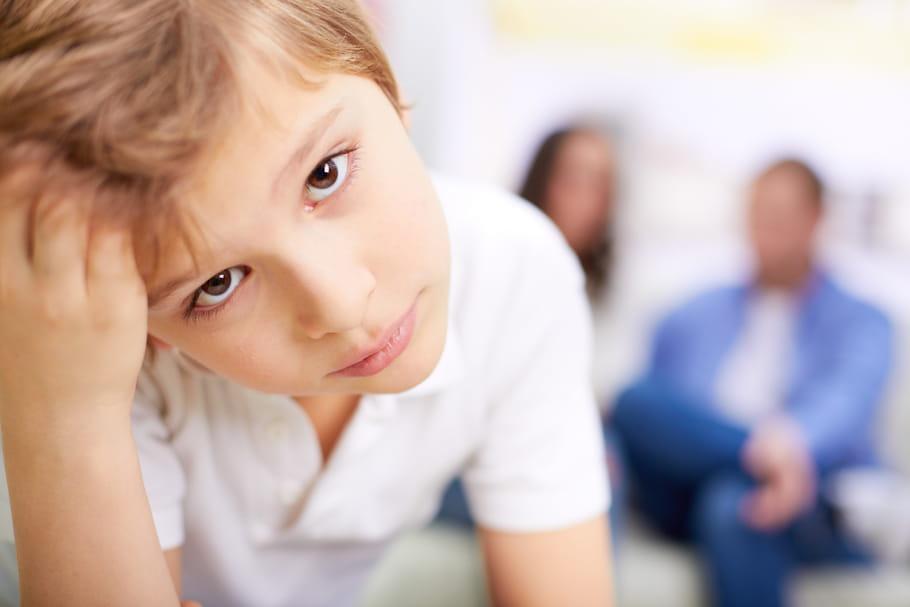 Résidence alternée : comment aborder la séparation avec son enfant ?