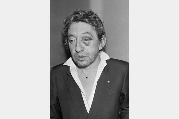 Serge Gainsbourg agressé