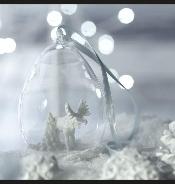 Boule avec renne par Truffaut