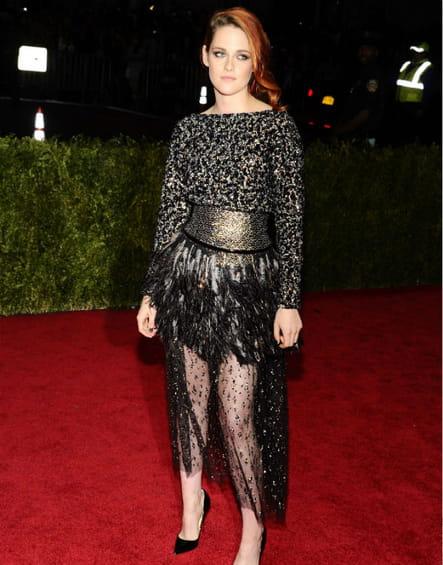 Kristen Stewart Met Ball 2014