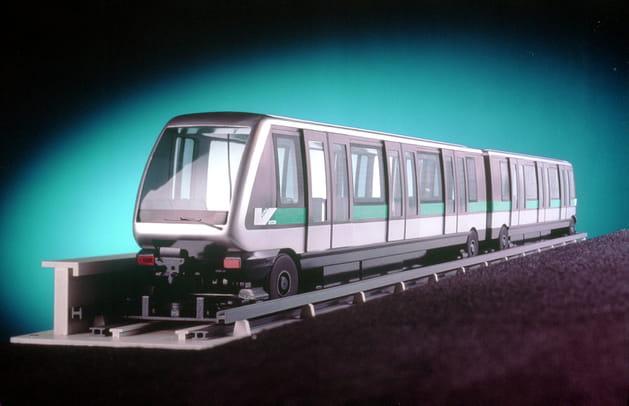 Le métro MP89