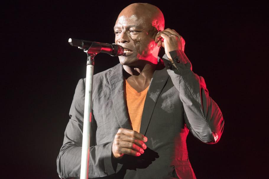 Seal, en concert à l'Olympia les 27 et 28 juin 2016