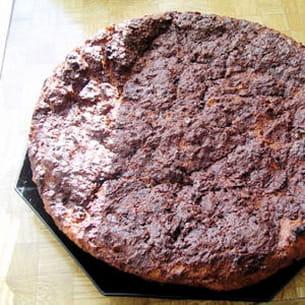 gâteau de pain au chocolat