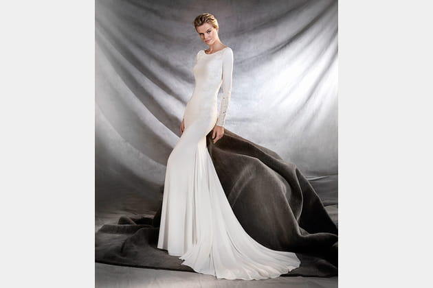 Robe de mariée Orquidea, Pronovias