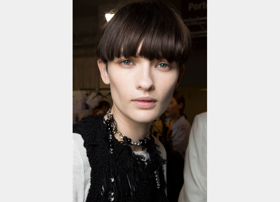 Ann Demeulemeester (Backstage) - photo 9