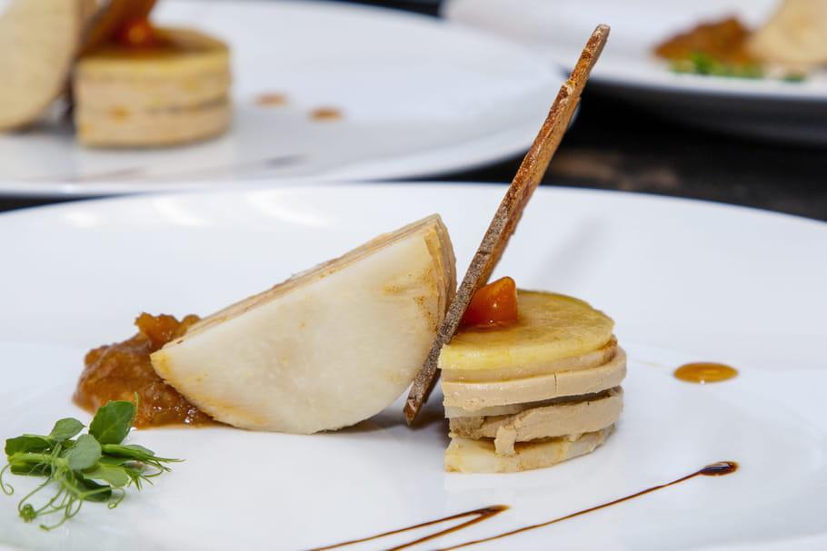 Comment présenter le foie gras à l'assiette ?