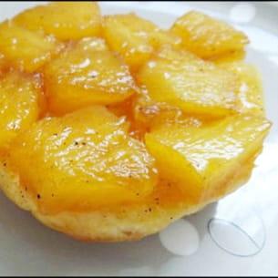 tatin ananas vanille