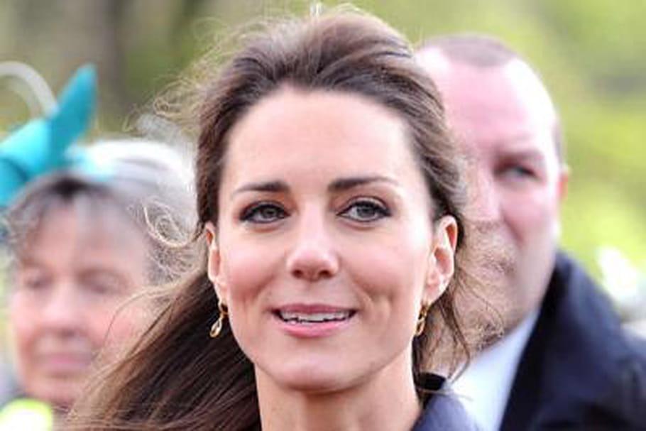 Kate Middleton enceinte : hypnotisée pour pouvoir manger