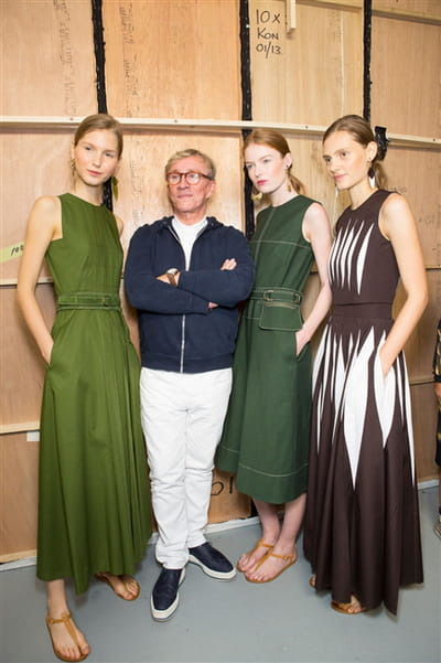 Jasper Conran (Backstage) - photo 3