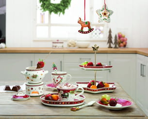arts de la table winter bakery de villeroy & boch