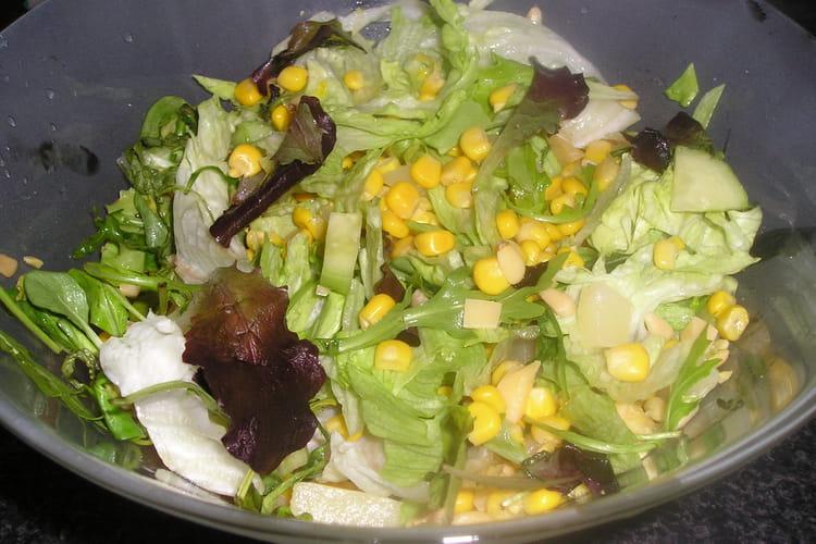 Salade iceberg printaniere
