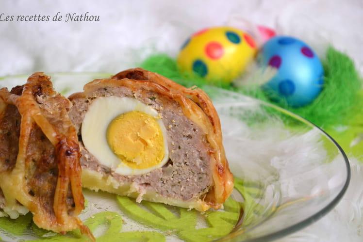 Recette de pain de viande surprise pour p ques la - Viande facile a cuisiner ...