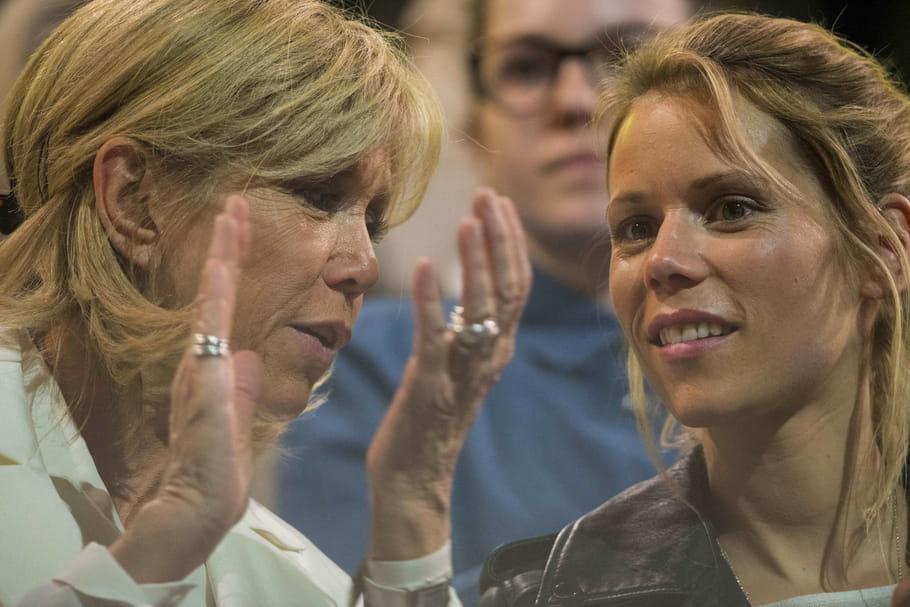 Tiphaine Auzière: la fille de Brigitte Macron fait scandale en citant beau-papa
