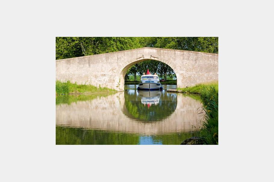 Le pont vieux d'Argeliers