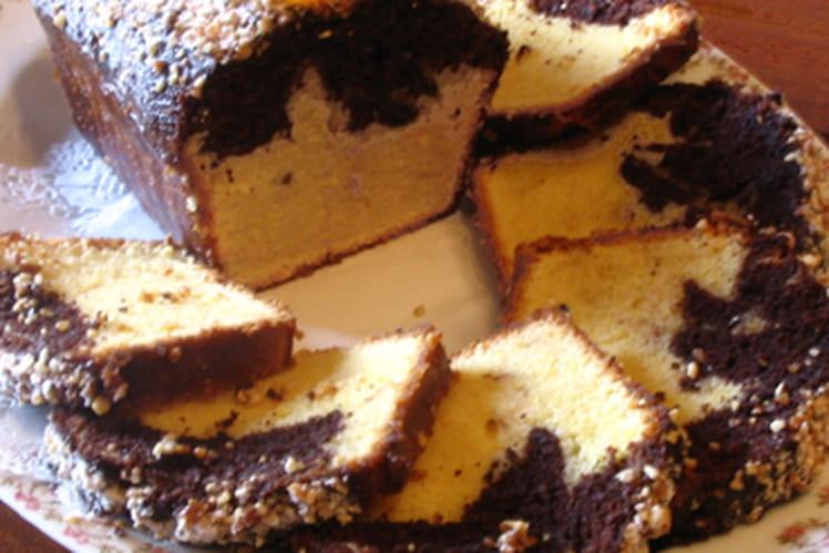 Cake à l'orange et au chocolat