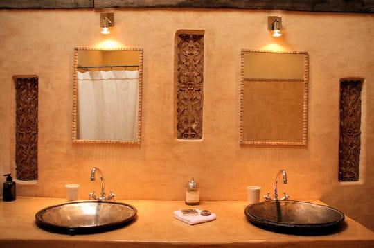 Miroirs et tadelakt