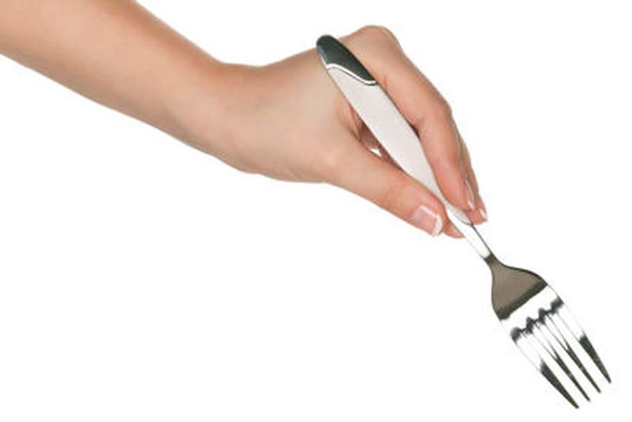 Insolite : la fourchette qui fait maigrir